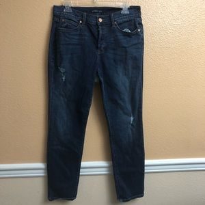 Anthropology level 99 jeans size 27 skinny good co